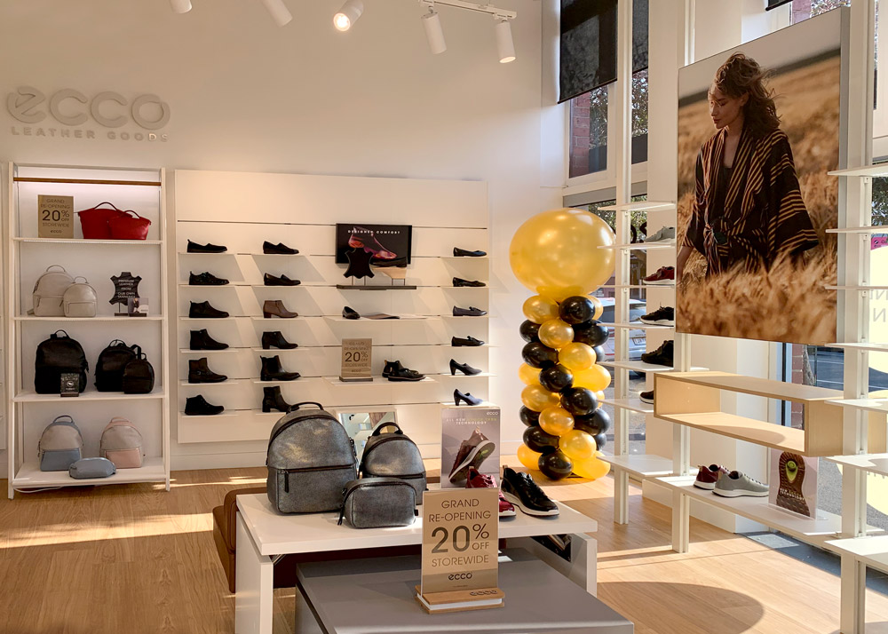 Projects / Ecco Shoes - Trend Lighting