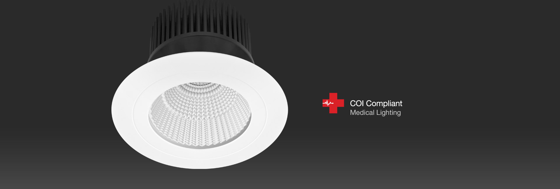 COI Compliant Medical Lighting