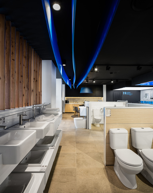 Projects Tradelink Act Trend Lighting